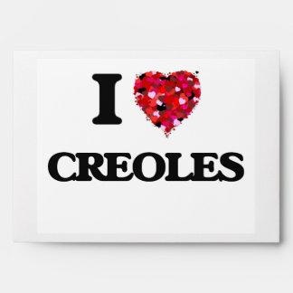 Amo a criollos sobres