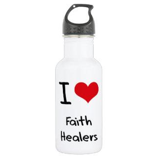 Amo a curadores de la fe