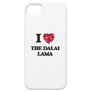 Amo a Dalai Lama iPhone 5 Funda