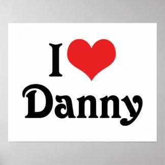 Amo a Danny Póster