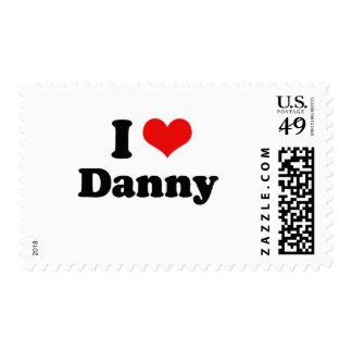 Amo a Danny Franqueo