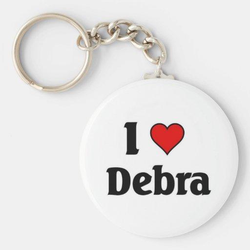 Amo a Debra Llaveros