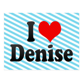 Amo a Dionisia Postales