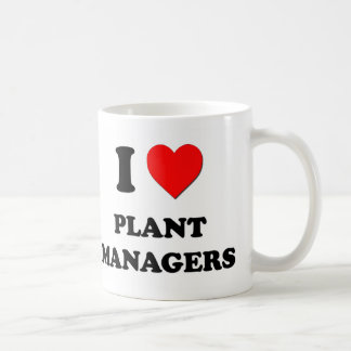 Amo a directores de planta taza