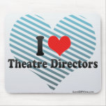 Amo a directores del teatro alfombrilla de ratones