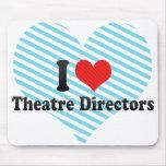 Amo a directores del teatro tapetes de ratones