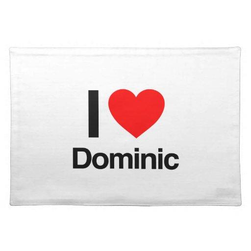 amo a Dominic Mantel