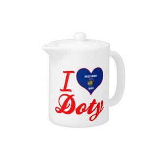 Amo a Doty Wisconsin