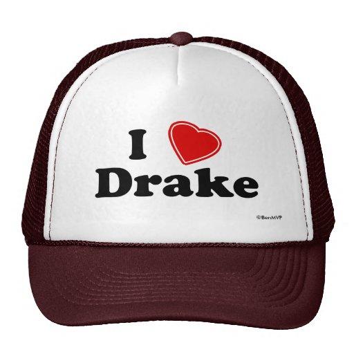 Amo a Drake Gorras