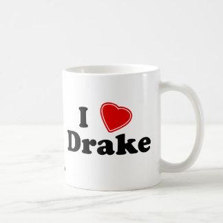 Amo a Drake Taza Clásica