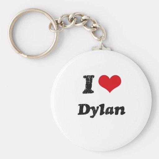 Amo a Dylan Llavero Personalizado