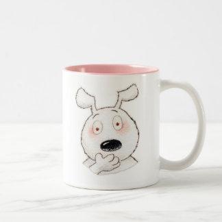 Amo a Ed la taza del perrito
