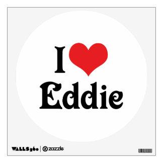 Amo a Eddie