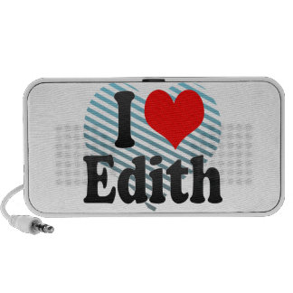 Amo a Edith iPhone Altavoz