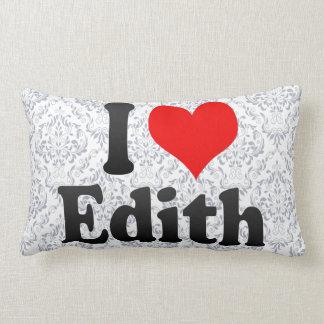 Amo a Edith Cojines