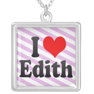 Amo a Edith Joyería