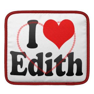 Amo a Edith Fundas Para iPads