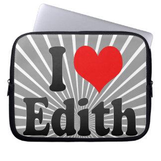 Amo a Edith Fundas Ordendadores