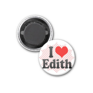 Amo a Edith Imanes