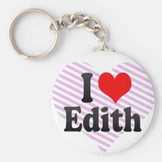 Amo a Edith Llavero Personalizado