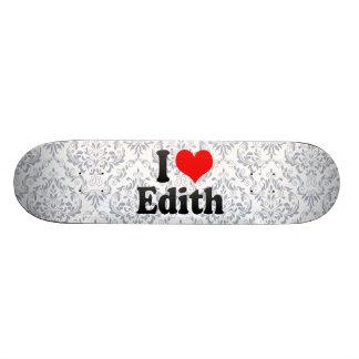 Amo a Edith Patinetas Personalizadas