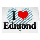 Amo a Edmundo, Estados Unidos Felicitacion