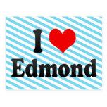 Amo a Edmundo, Estados Unidos Postales