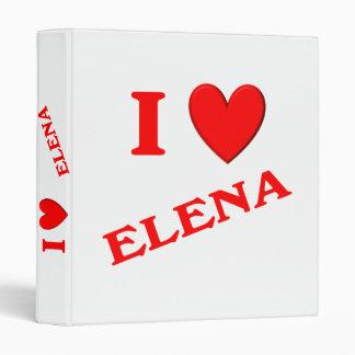 Amo a Elena