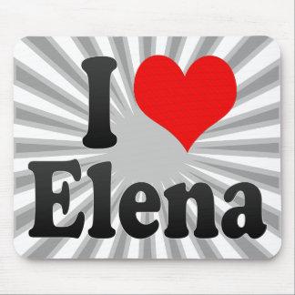 Amo a Elena Alfombrilla De Raton