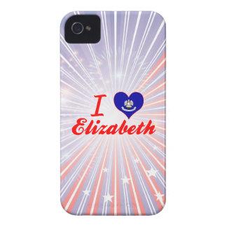 Amo a Elizabeth, Luisiana iPhone 4 Coberturas