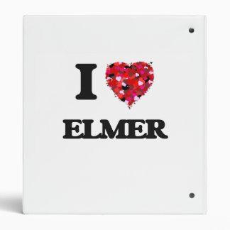 "Amo a Elmer Carpeta 1"""