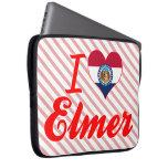 Amo a Elmer, Missouri Fundas Computadoras