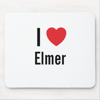 Amo a Elmer Tapetes De Raton
