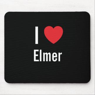 Amo a Elmer Tapete De Raton