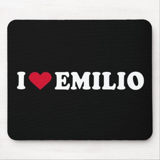 AMO A EMILIO ALFOMBRILLA DE RATON