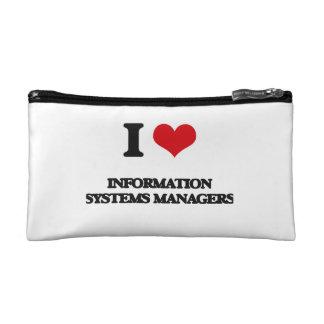Amo a encargados de los sistemas de información