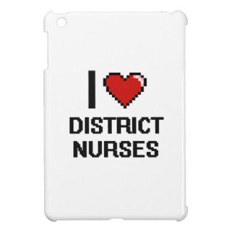 Amo a enfermeras del distrito