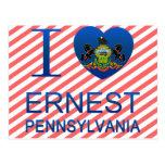 Amo a Ernesto, PA Tarjetas Postales