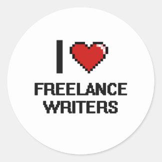 Amo a escritores frees lances