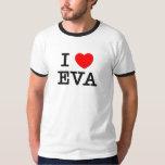 Amo a Eva Playera