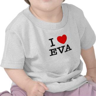 Amo a Eva Camiseta