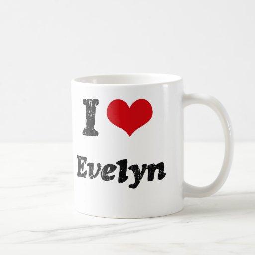Amo a Evelyn Taza