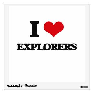 Amo a EXPLORADORES