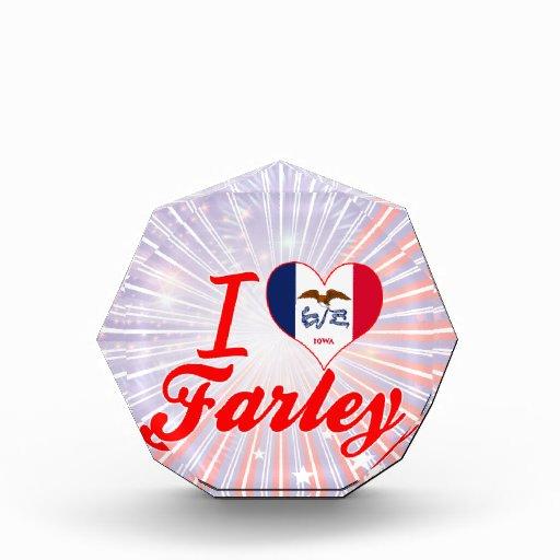 Amo a Farley, Iowa
