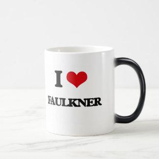 Amo a Faulkner Taza Mágica