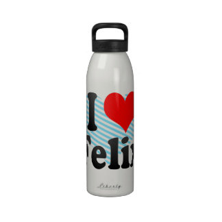 Amo a Felix Botella De Beber