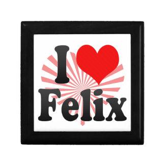 Amo a Felix Caja De Joyas