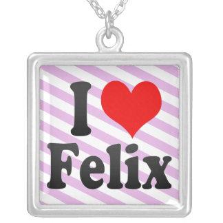 Amo a Felix Collar