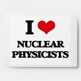 Amo a físicos nucleares