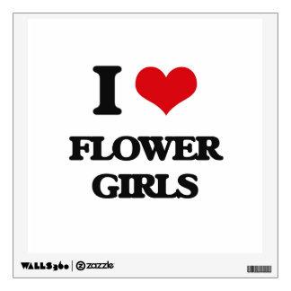 Amo a floristas